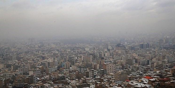 هوای 4 شهر خوزستان ناسالم برای گروههای حساس است