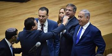 پارلمان رژیمصهیونیستی؛ جدال لفظی اعضای حزب نتانیاهو با لیست مشترک اعراب