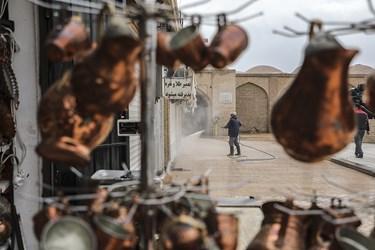 ضد عفونی« بازار کرمان»
