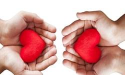 رنگ باختن کرونا در سایه نگارش مشق مهربانی /پرشدن فاصله کرونایی با محبت و عشق