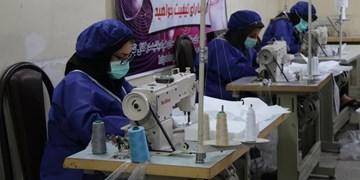 خبر خوب| کارگاههای فنی و حرفهای زنجان دست به کار شدند/تولید روزانه ۱۲ هزار ماسک