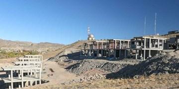 فاز نخست پروژه مجموعه گردشگری وهتل بافت، تابستان آینده به بهره برداری می رسد