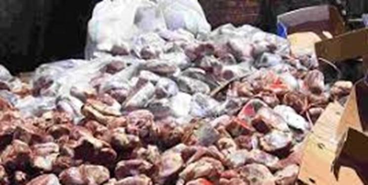 کشف ۲تن گوشت قرمز و ۶تن چربی حیوانی فاسد در ری