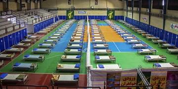پیشبینی ایجاد ۵ هزار تخت  در اماکن عمومی آذربایجانشرقی/مبتلای ۶۳ کادر درمان و بهداشت استان به کرونا