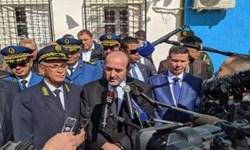 وزیر کشور الجزائر: اسرائیل و برخی کشورهای عربی  و اروپایی به دنبال نابودی کشور هستند
