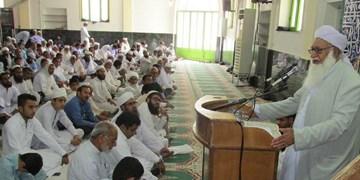 اقامه نماز جمعه اهلسنت آزادشهر نیز لغو شد