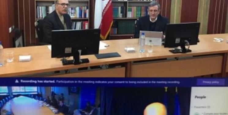 نشست ویدئو کنفرانسی معاونان وزیر علوم با نمایندگانی از ۷۲ کشور درباره کرونا