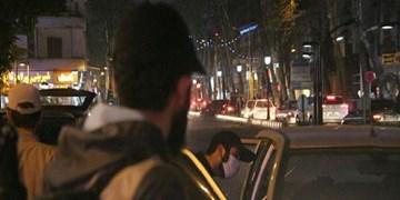 ضدعفونی صلواتی اتومبیلهای لاهیجان
