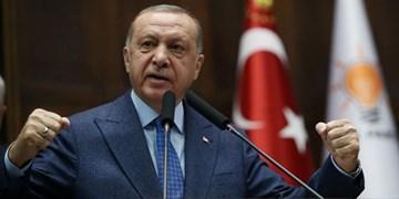 اردوغان رفتار یونان با آوارگان سوری را به رفتار «نازیها» تشبیه کرد