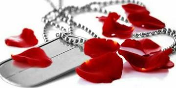 سلام ما به شهیدی که از عشیره عشق است...