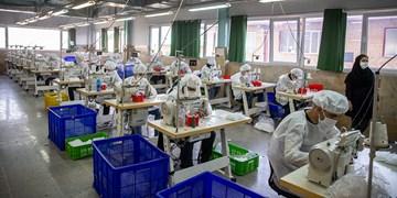 مصرف ماسک در خراسان رضوی، دو و نیم برابر ظرفیت تولید استان است/ نیاز روزانه مراکز درمانی به70 هزار ماسک