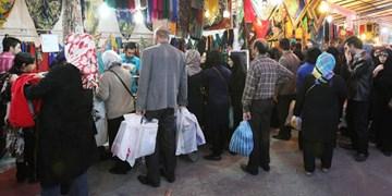 مردم  جاجرم بی تفاوت به خطر کرونا / بازارها شلوغ است!