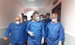 فیلم | ایستگاه خطرناک کرونا در کهگیلویه و بویراحمد/کروناییهای خوزستان اینجا هستند؟!