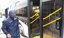70 راننده اتوبوس در کشور به کرونا مبتلا  شدند