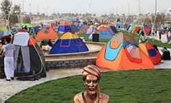 اجازه برپایی چادر در هیچ جای زنجان داده نمیشود