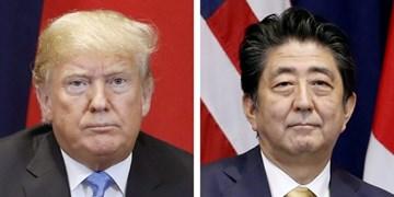تماس تلفنی ترامپ و آبه؛ ژاپن لغو المپیک بهخاطر کرونا را رد کرد