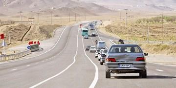 ترافیک نیمه سنگین در محور تهران-پردیس و آزادراه قزوین-تهران/5 جاده مسدود است