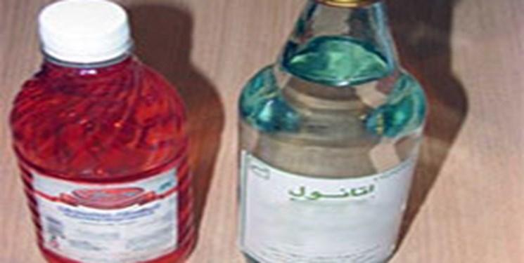 بازداشت ۷نفر ازعوامل توزیع الکل تقلبی در اهواز