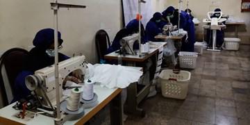 آموزشگاههای فنی و حرفهای در میدان مقابله با کرونا| از فعالیت ۳۳ کارگاه تا تولید ۲۵۹ هزار عدد ماسک