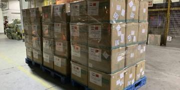 اهداء 300 هزار ماسک خواهرخوانده به گرگان