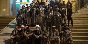 طراحی 543 تیم از نیروهای بسیجی برای کمک به غربالگری در خوزستان