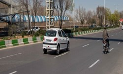 ترافیک عادی و روان در جادههای مازندران