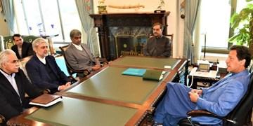 قدردانی نخستوزیر پاکستان از تلاشهای ایران در مقابله با شیوع کرونا