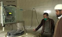 خبر خوب |نصب و راهاندازی دستگاه «کلریناتور» آب در دیشموک