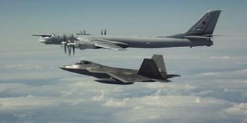یک جنگنده روسی دو هواپیمای شناسایی آمریکایی و سوئدی را رهگیری کرد