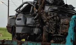 چهار کشته و مصدوم در حادثه جادهای شهرستان گناوه