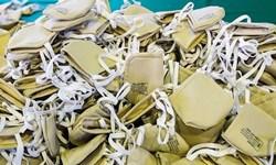 ورود محموله ۳۰۰ هزار عددی ماسک شهرداری گوانگجو چین به تهران