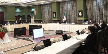 جلسه مشترک ستاد اقتصادی دولت و نمایندگان فعالان اقتصادی با حضور رئیسجمهور