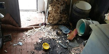 انفجار موادمحترقه در اراک حادثه ساز شد
