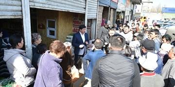 قرقیزستان نظارت بر قیمت مواد غذایی را تشدید میکند
