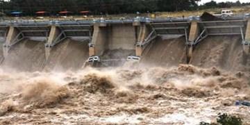 فیلم|سیلاب در میداود باغملک