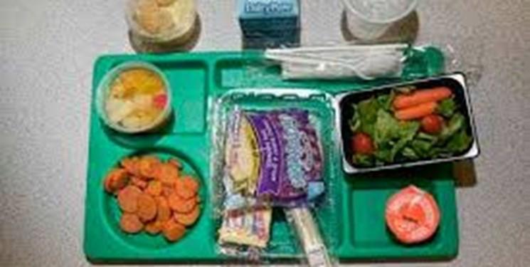 تعطیلی مدارس در آمریکا و محرومیت دانش آموزان فقیر از یک وعده غذا