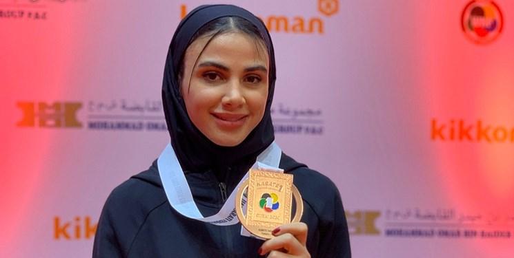 «بهمنیار» نخستین بانوی المپیکی ورزش گیلان شد