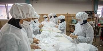 مصرف روزانه 600 هزار ماسک در مراکز درمانی