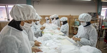 راه اندازی خط تولید ماسک بهداشتی در انتظامی آذربایجان شرقی