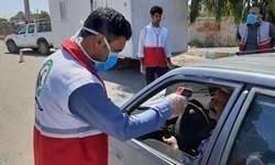 شناسایی ۶۵ بیمار مشکوک به کرونا در ورودیهای خراسانجنوبی