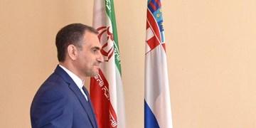 رئیس جمهور کرواسی در دیدار اسماعیلی: در مقابله با کرونا در کنار مردم ایران هستیم