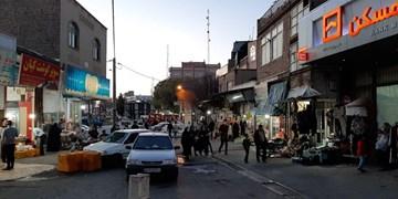 فیلم| مردم ورامین در معرکه بازار کرونایی