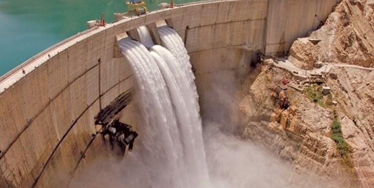 پر شدن 63 درصد مخازن سدهای کشور/ رهاسازی آب برای مدیریت سیلاب