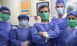 فیلم| فرشتههای نجات،تقدیم به پزشکان، پرستاران و عوامل درمانی