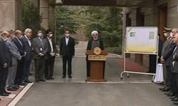 روحانی در پایان نشست هیئت دولت، به مرور اتفاقات سال 98 پرداخت