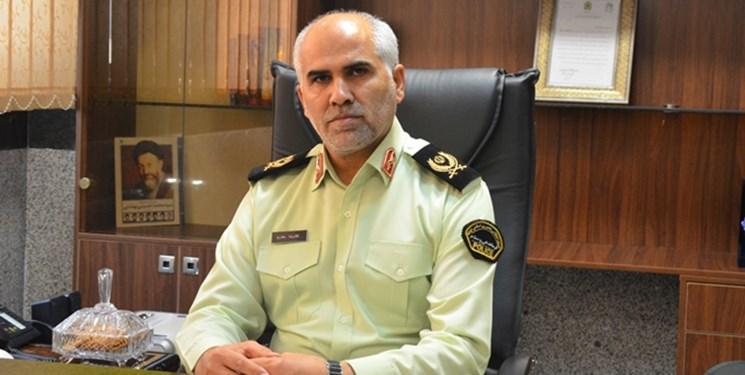 تقدیر فرمانده انتظامی هرمزگان از همراهی شهروندان در «چهارشنبهسوری»