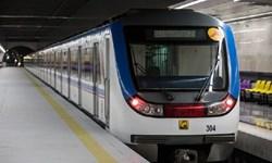 وضعیت  تهویه برخی خطوط مترو  بهبود مییابد