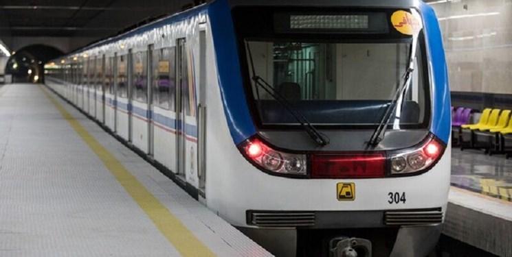 اتصال متروی تهران به شهرهای اقماری/افتتاح مترو برج میلاد طی هفته آینده