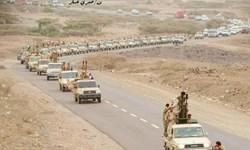 «شورای انتقالی» پس از عقبنشینی عناصر سعودی، یک منطقه یمن را محاصره کرد