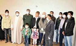 افتتاح مسکن محروم در کوی فاطمیه زنجان در یک قدمی بهار